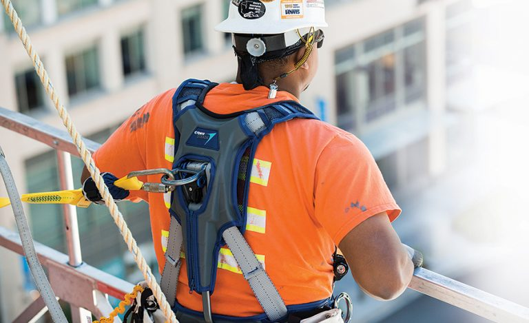 Safety tips for height workers