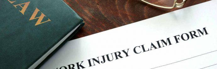 Seek Work Accident Compensation Online