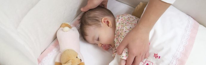 sleeping options for the new-born baby