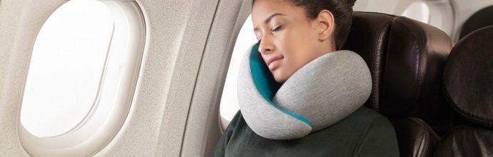 travel sleeping pillow