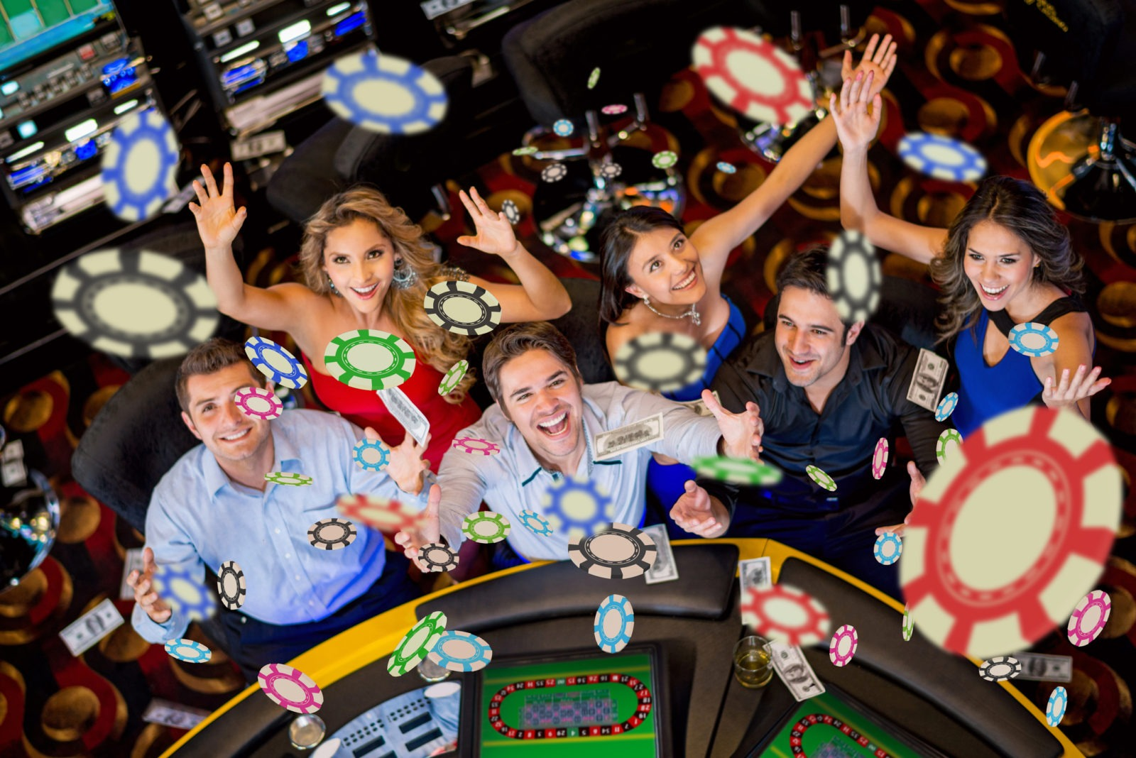 Why Hire A Fun Casino For Your Charity Fundraising Event? - 5Chat