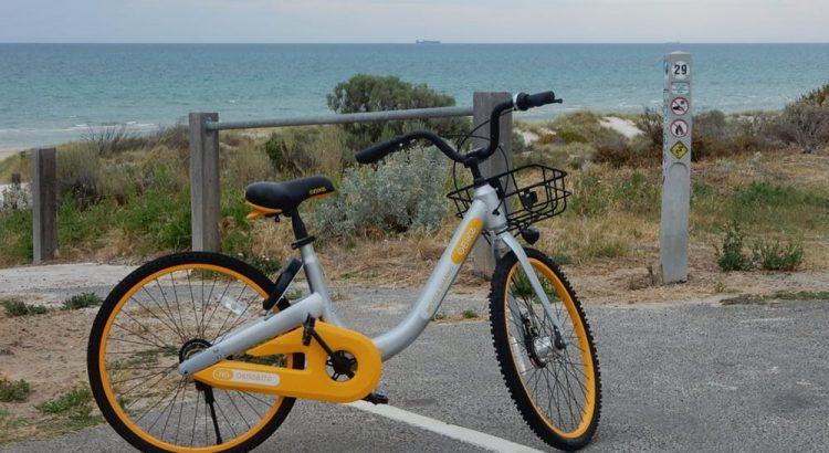 bikes in Melbourne