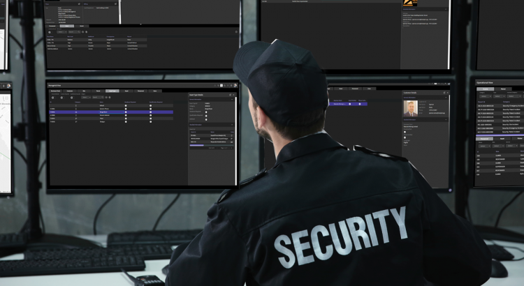 security guard software